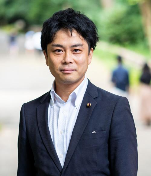 松岡篤プロフィール画像